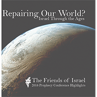 2016 Prophecy Conference Mp3 CD