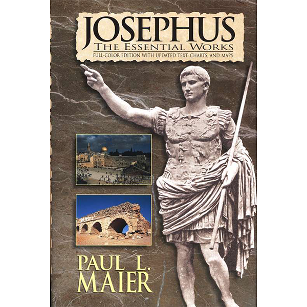 Josephus: The Essential Works