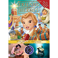 Friends And Heroes 6 - Sweet Freedom