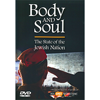 Body & Soul: State Of The Jewish Nation DVD