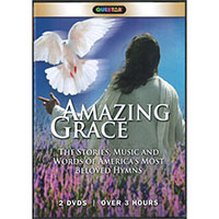Amazing Grace  DVD (2 Disc Set)