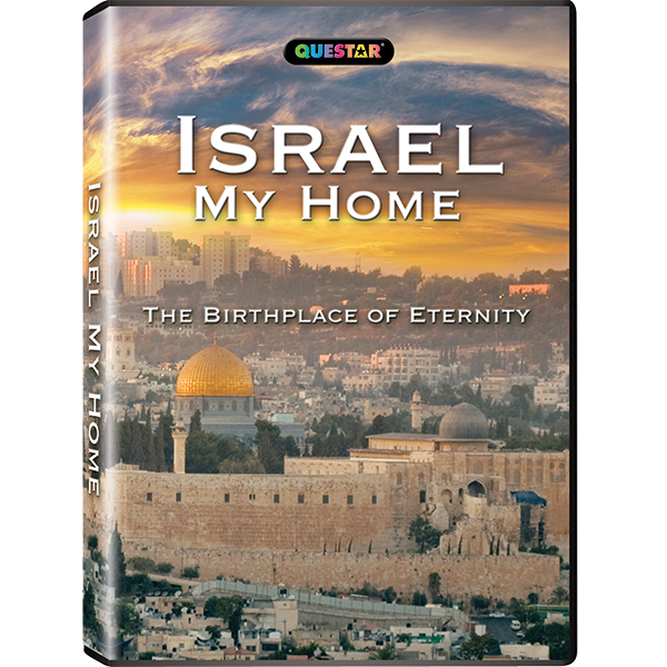 Israel, My Home DVD