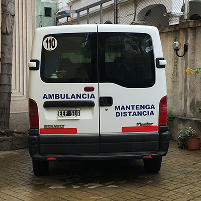 Clinic Ambulance Service